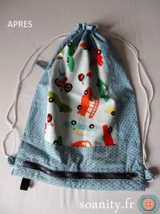 sac à pyjama APRES