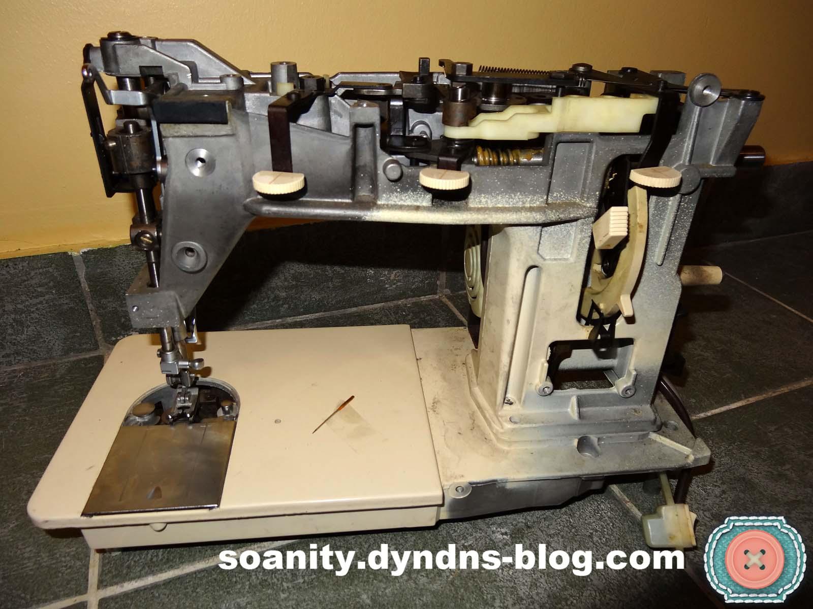 autopsie de ma singer soanity. Black Bedroom Furniture Sets. Home Design Ideas