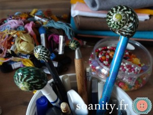 coquillages vernis