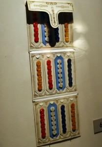 gamme de boutons