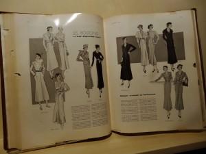 livre de mode