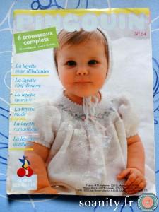magazines Pingouin Layette