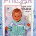 Nouveauté dans le vide-cousette : magazines Phildar mailles