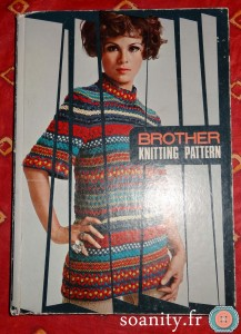 livre Brother Knitting Pattern