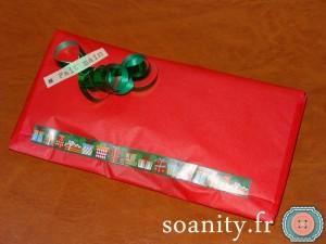 Jolis paquets pour Noël