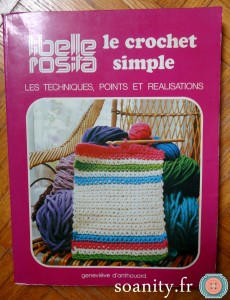 livre Le crochet simple