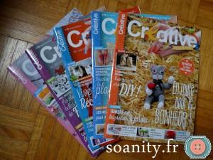 magazines Créative