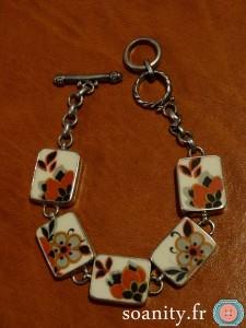 mon bracelet china baroque
