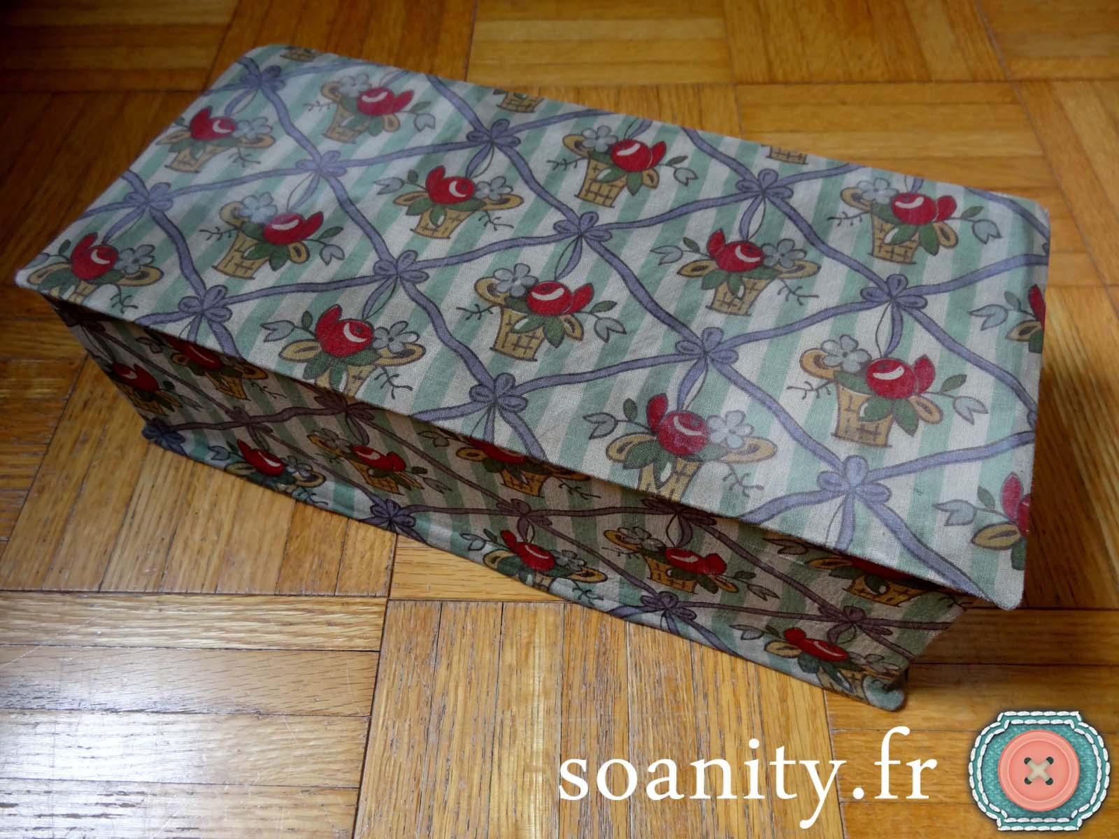 Nouveaut dans le vide cousette boite couture ancienne for Boite a couture vide