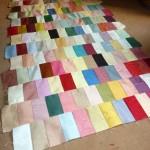 Un patchwork sauce laurier… ca vous dit ?