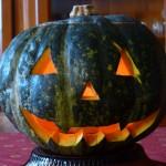 Notre repas d'Halloween
