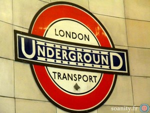 london underground - londres