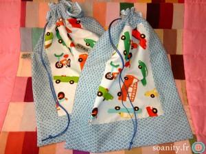sacs à pyjama