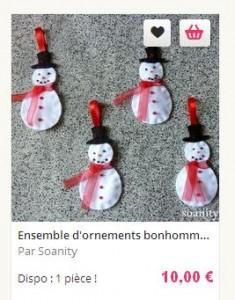 bonhommes de neige 2