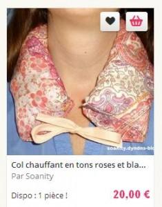 col chauffant