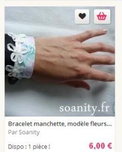 bracelet 2 boutique