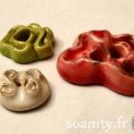 Nouveauté dans le vide-cousette : boutons biscornus
