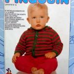 Nouveauté dans le vide-cousette : magazines Pingouin Layette