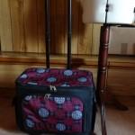Chose promise… (ma nouvelle valise MAC)