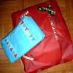Les jolis paquets de Noël