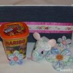 Swap de mars : thème fleurs