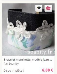 bracelet 1 boutique